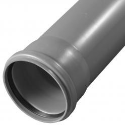 Трубы полипропиленовые канализационные и соединительные детали
