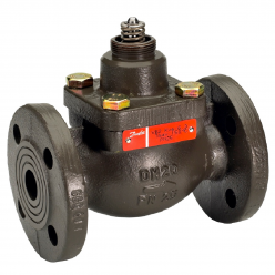 Клапаны регулирующие, электроприводы и комплектующие