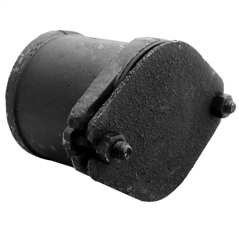 Заглушка чугун канализационная ГОСТ 6942-98