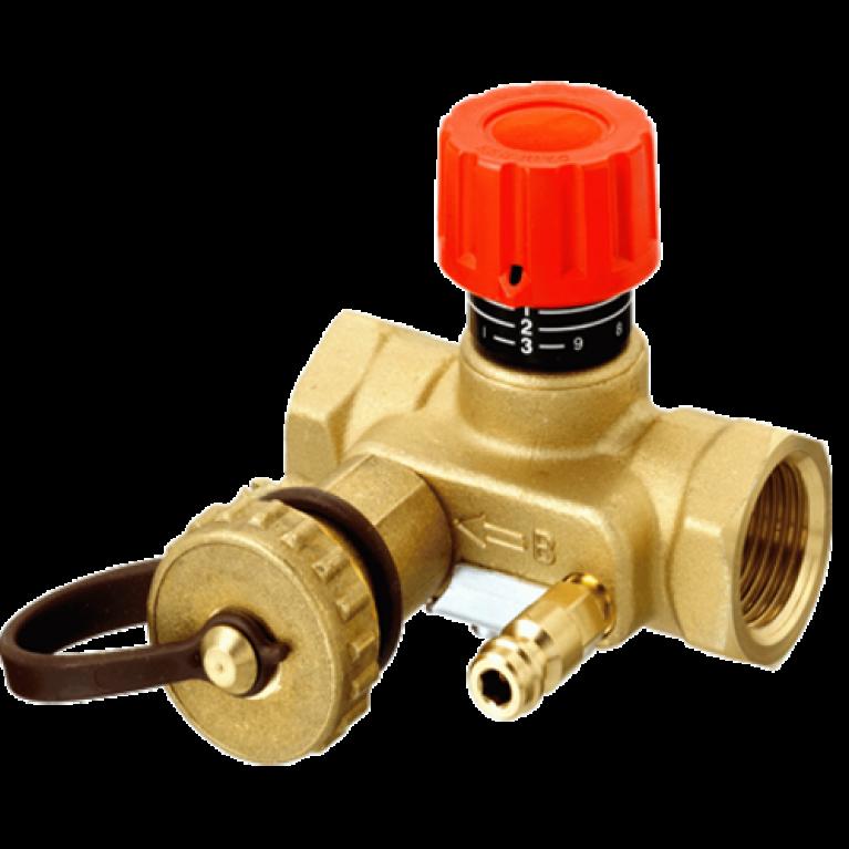 Клапан балансировочный USV-I Ру16 ручной ВР/ВР Danfoss