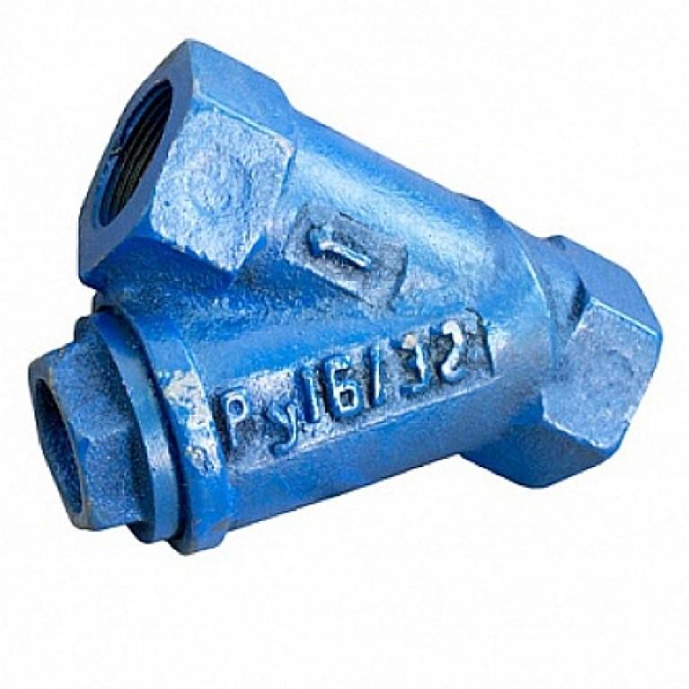 Фильтр сетчатый магнитный чугун ФММ Ру16 ВР Мегастрой