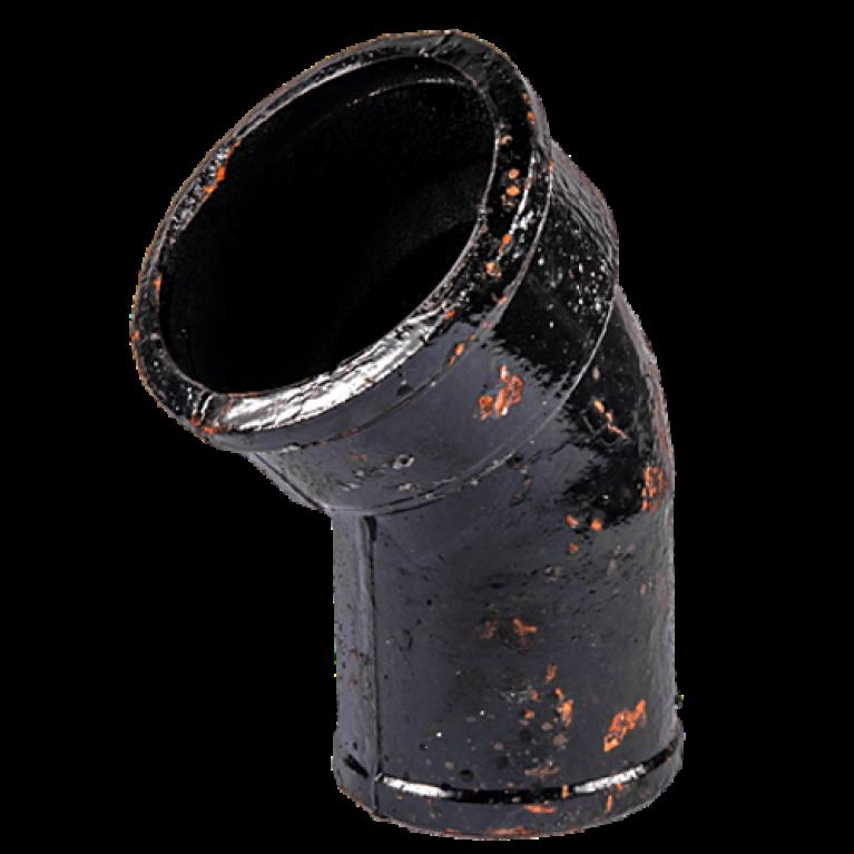 Отвод чугун канализационн ГОСТ 6942-98