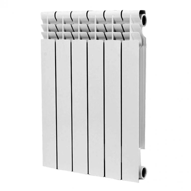 Радиатор секционный алюминиевый Alpha 500 Ogint