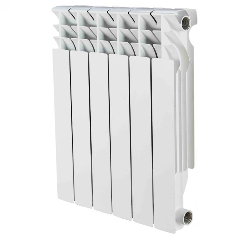 Радиатор секционный алюминиевый Classic Plus 500 Ogint