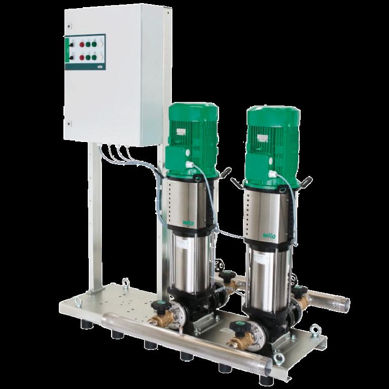 Установка повышения давления COR-2 HELIX Wilo