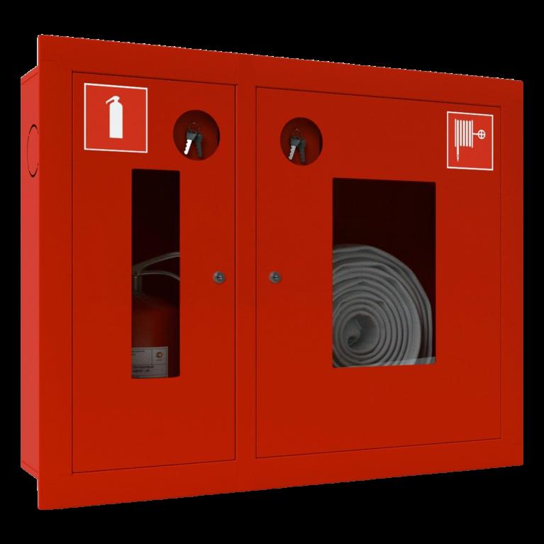 Шкаф пожарный ШПК 315-ВОК
