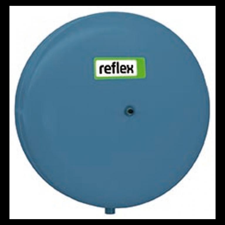 Гидроаккумулятор Refix C-DE 10атм Reflex