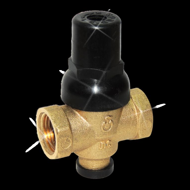 Регулятор (редуктор) давления КРДВ Ру16 ВР Цветлит