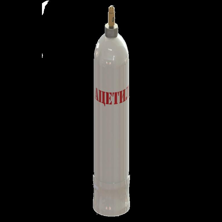Баллон ацетиленовый ГОСТ 949-73