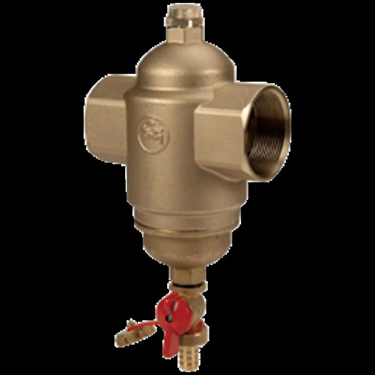 Фильтр сетчатый магнитный латунь R146M Ру10 ВР Giacomini