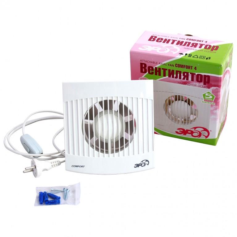 Вентилятор бытовой COMFORT 4 Эра