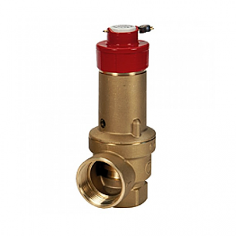 Клапан предохранительный латунь R140D ВР Giacomini