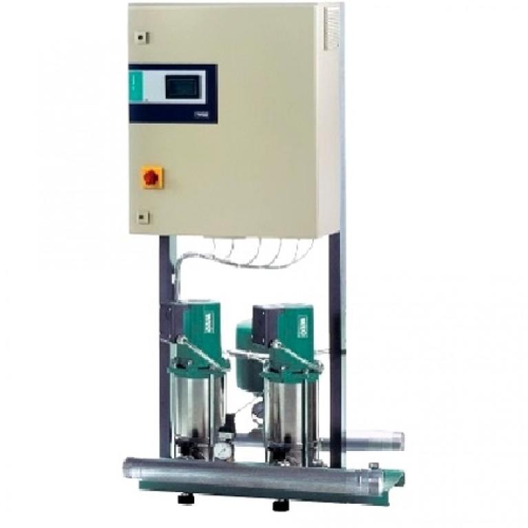 Установка повышения давления CO-2 MVIS Wilo