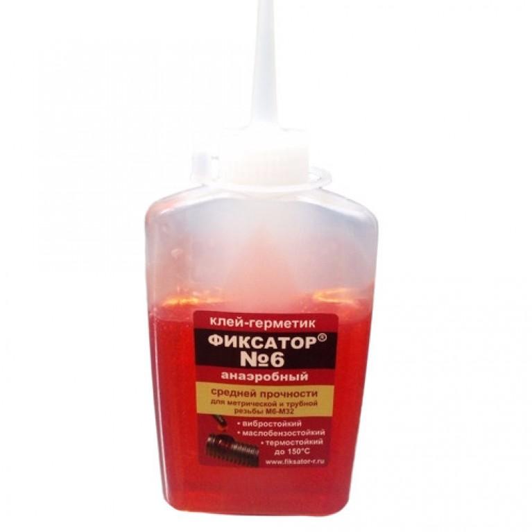 Клей-герметик анаэробный Фиксатор-6