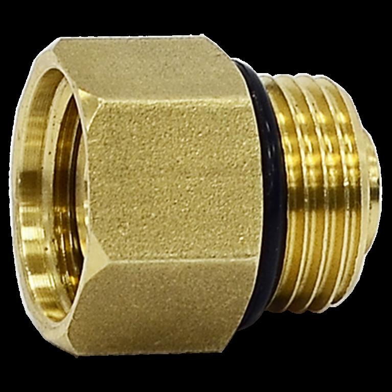 Клапан отсечной 5002 ВР/НР латунь Ру10 Aquasfera