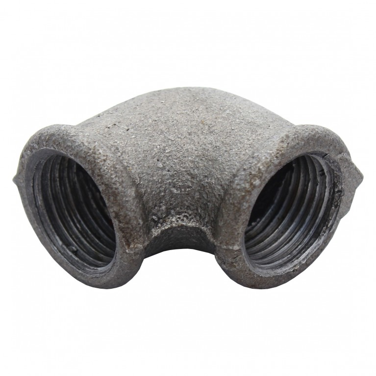 Угольник чугун Fittex