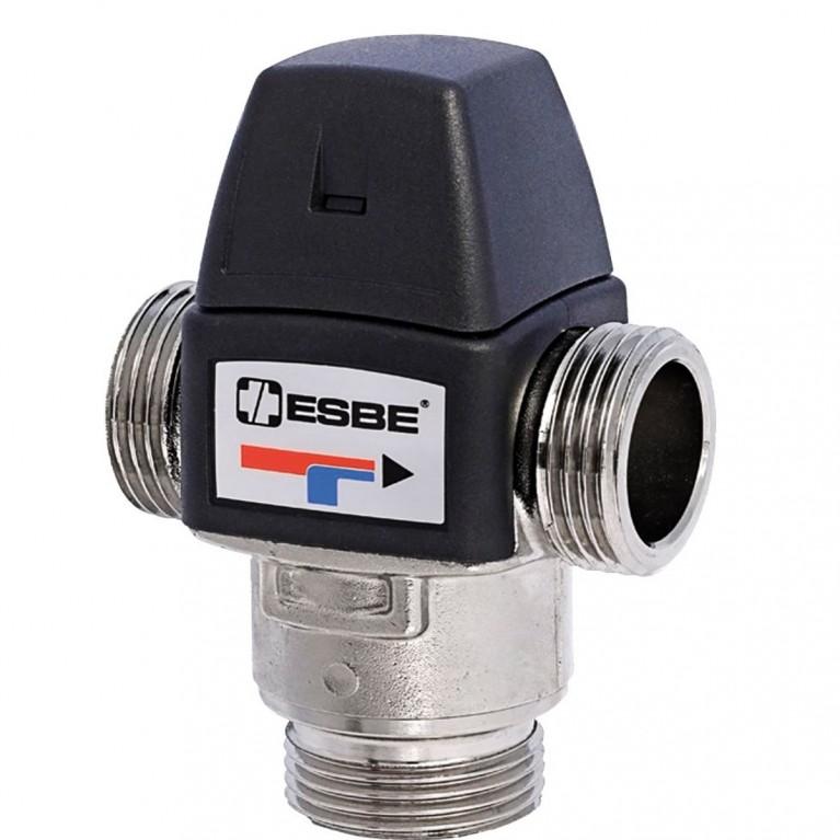 Клапан термостатический НР/НР Ру10 Esbe