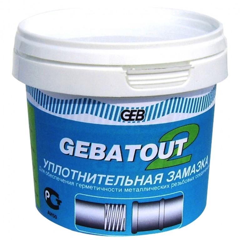 Мастика для пропитки льна Gebatout