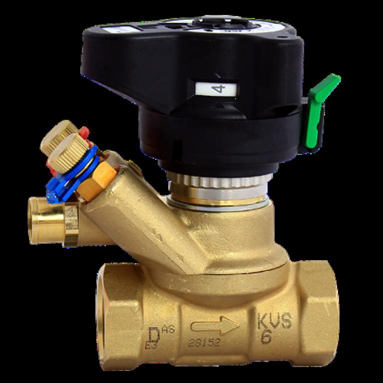 Клапан балансировочный MSV-BD Ру20 ручной ВР/ВР Danfoss