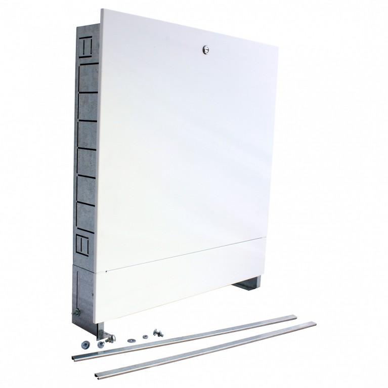 Шкаф коллекторный ШРВ встроенный сталь Wester