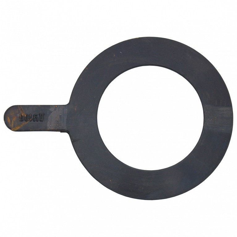 Прокладка резина МБС для фл соединений ГОСТ 15180-86
