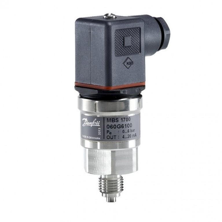 Преобразователь давления MBS 1700 Danfoss