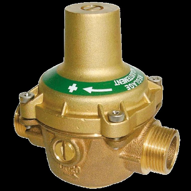 Регулятор (редуктор) давления мембранный 11bis Ру25 ВР Danfoss
