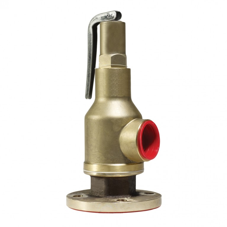 Клапан предохранительный латунь ПРЕГРАН 097-05 фл/ВР ADL