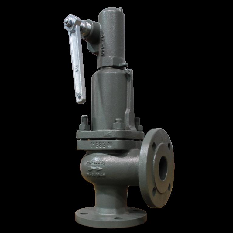Клапан предохранительный сталь ПРЕГРАН 096-03-40 фл угловой ТУ 3700-008-81673229-2007 ADL