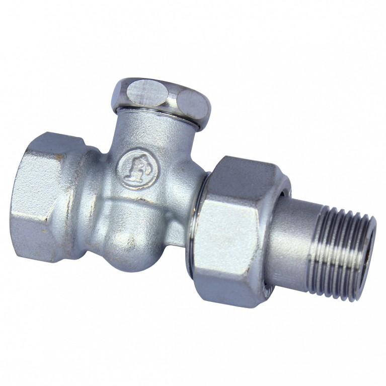 Клапан запорный для радиатора НР Giacomini