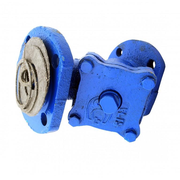 Фильтр сетчатый магнитный чугун ФМФ Ру16 фл УЭ-148