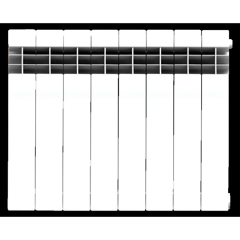 Радиатор секционный алюминиевый 500