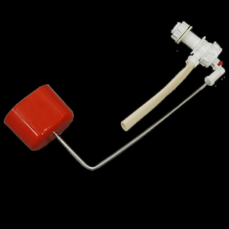 Арматура для бачка наливная боковое подключение мембранный РБМ